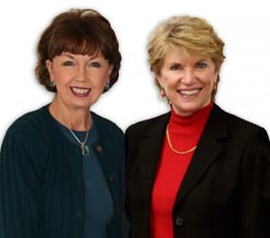 Dr.ssa Linda Acredolo e Dr.ssa Susan Goodwyn